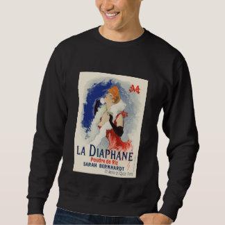La Diaphane, Julio Chéret Sudadera