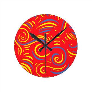 La dicha comunicativa logra querer reloj redondo mediano