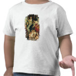 La dicha de la regencia, 1621-25 camisetas