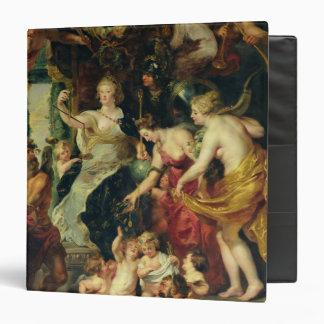 """La dicha de la regencia, 1621-25 carpeta 1 1/2"""""""