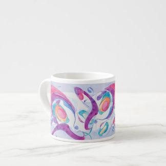 la dicha forma I Taza Espresso