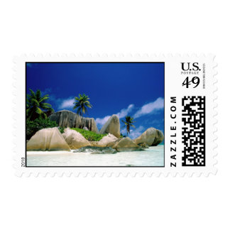 La Digue Islands Postage