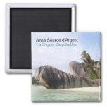 La Digue, Seychelles Beach Magnet Change Year