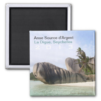 La Digue, Seychelles Beach Magnet Change Year