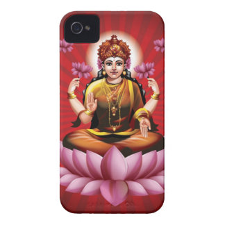 La diosa Lakshmi celebra el caso del iPhone 4 de iPhone 4 Carcasas