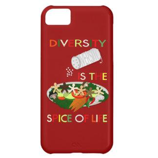 La diversidad es la especia del caso del iphone 5