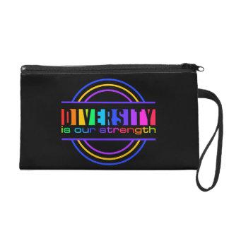 """La """"diversidad es los bolsos accesorios de nuestra"""