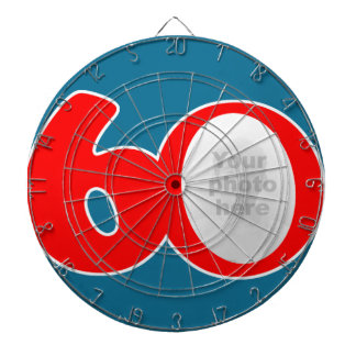 La diversión 60.a roja y el azul añaden su propio
