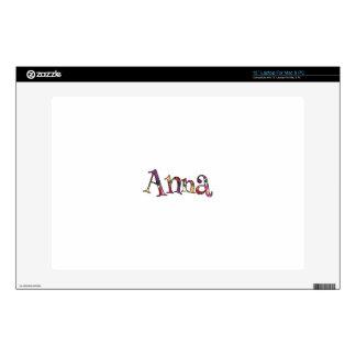 La diversión colorida de Ana Skins Para Portátil