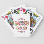 La diversión Monkeys la roca Baraja Cartas De Poker