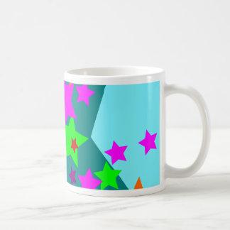 La diversión pegada estrella protagoniza el taza