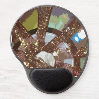 la diversión popular del regalo del mousepad origi alfombrilla de ratón con gel