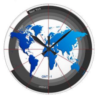 La divisa comercializa el reloj GMT-1 del Timezone