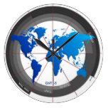 La divisa comercializa el reloj GMT-5 del Timezone