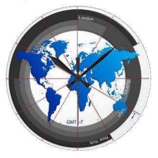 La divisa comercializa el reloj GMT-7 del Timezone