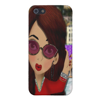 La Dolce Diva iPhone 4 Case