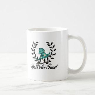 La Dolce Tweet! Coffee Mugs