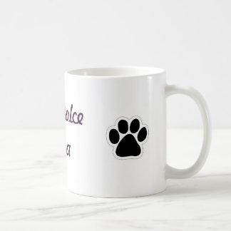 La Dolce Vita Pawprint Mug