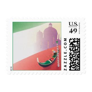 La Dolce Vita © Stamp