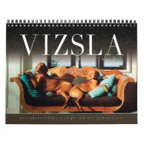 La Dolce Vizsla Calendar