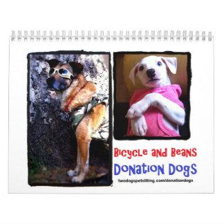 La donación persigue el calendario 2013 (en memori