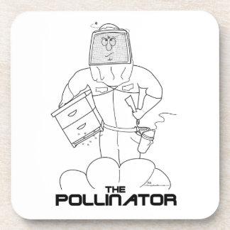 La donadora de polen - prácticos de costa posavasos de bebidas