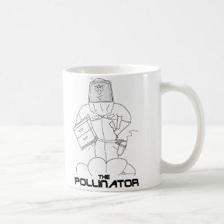La donadora de polen - taza