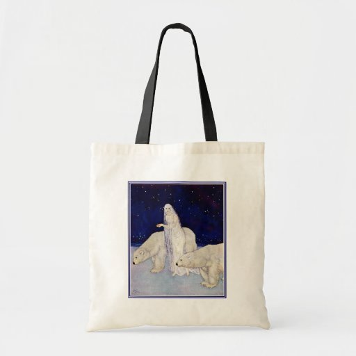 La doncella de la nieve bolsa