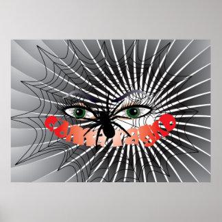 La donna ragno/poster poster