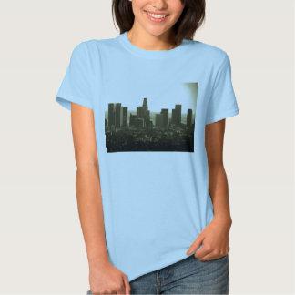 LA Downtown Buildings T-shirt