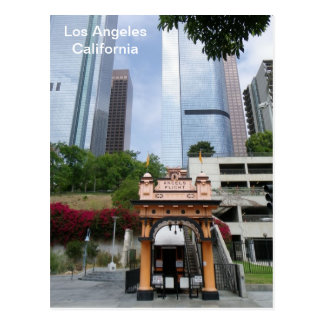 LA Downtown Postcard!
