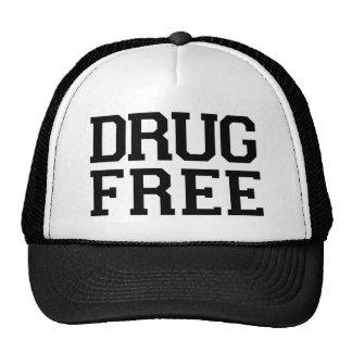 La droga libera el gorra