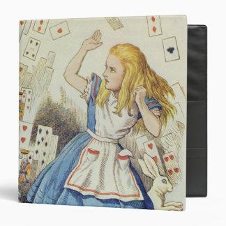 """La ducha de tarjetas carpeta 1 1/2"""""""
