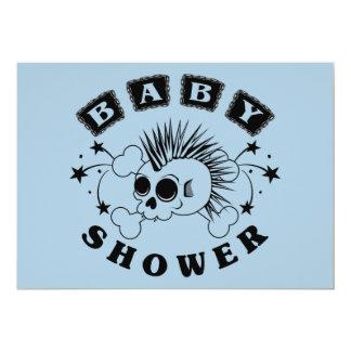 """La ducha del bebé invita invitación 5"""" x 7"""""""