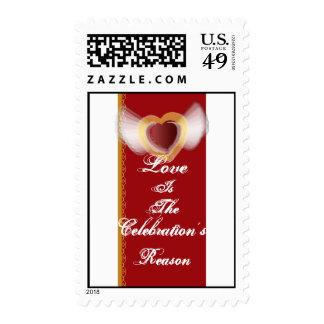 La ducha nupcial, amor es la razón - modificada sellos