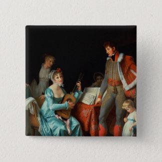 La Duchesse Abrantes et le General Junot Pinback Button