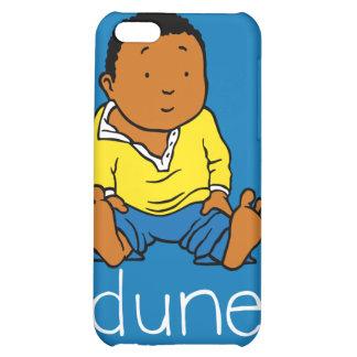 La duna Babby sienta el iPhone 4Case