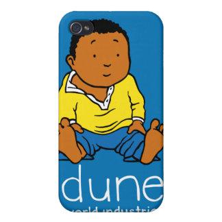 La duna Babby sienta el iPhone 4Case iPhone 4 Carcasa