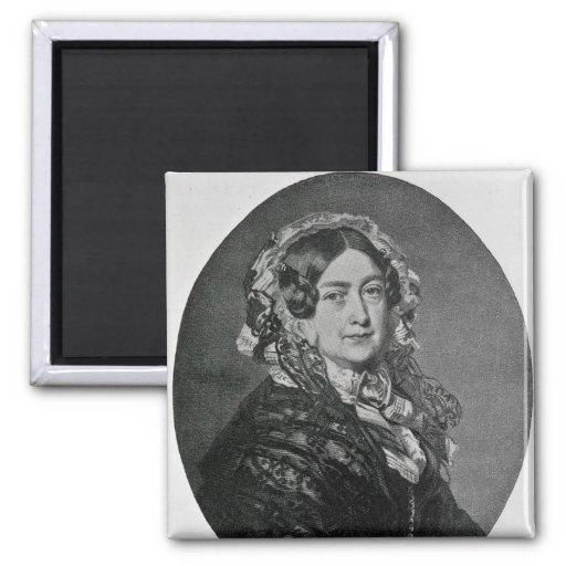 La duquesa de Kent Imán Cuadrado
