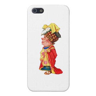 La duquesa violentamente absurda iPhone 5 carcasa
