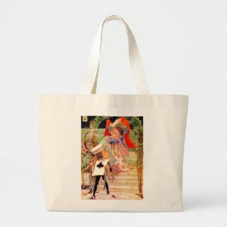 La duquesa y el verdugo de la reina bolsas