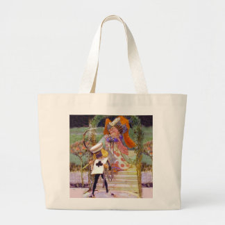 La duquesa y el verdugo de la reina bolsas lienzo