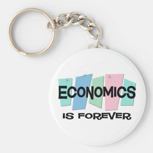 La economía es Forever Llaveros