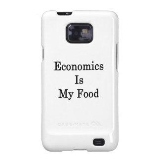 La economía es mi comida galaxy s2 fundas