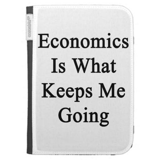 La economía es qué me guarda el ir