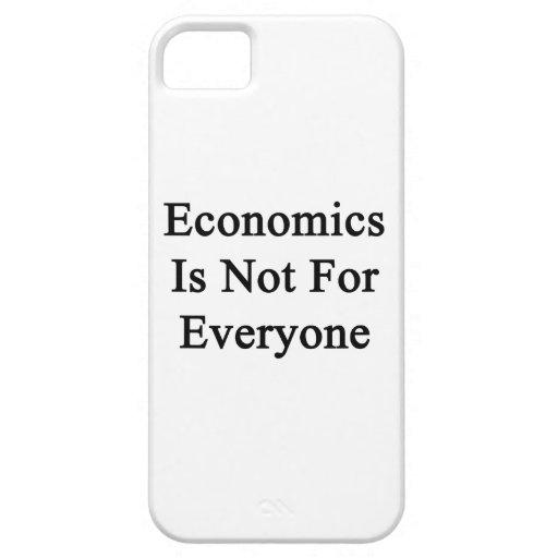 La economía no está para cada uno iPhone 5 Case-Mate cobertura