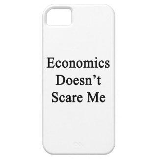 La economía no me asusta iPhone 5 Case-Mate protector