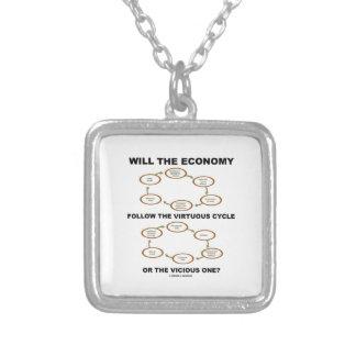 La economía seguirá el ciclo virtuoso vicioso grimpola