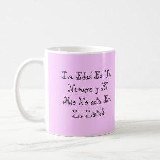 La Edad Coffee Mug