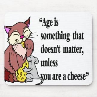 La edad no importa